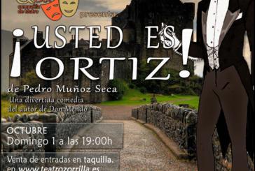 1 de Octubre: Usted es Ortiz