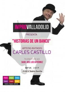 29 de Septiembre: Impro Valladolid – Carles Castillo / Sala Experimental