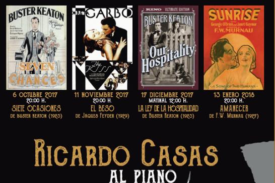 6 de Octubre: Ciclo de Cine Mudo / Siete Ocasiones/ Sala Experimental
